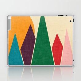 solar mountain #homedecor #midcentury Laptop & iPad Skin