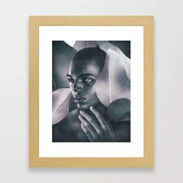 Rivet Framed Art Print