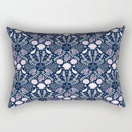 Bouquet of the Sea Rectangular Pillow
