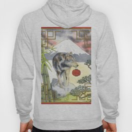 2018 Chinese New Year of the Earth Dog Hoody