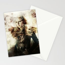 Power Is Always Dangerous Stationery Cards