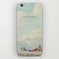 summer days... iPhone & iPod Skin