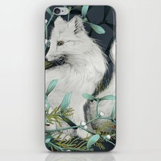 Arctic Fox iPhone & iPod Skin