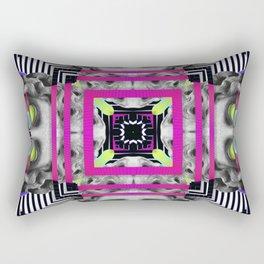 Greek Yantra Rectangular Pillow