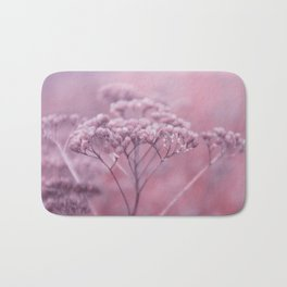Nature in pink Bath Mat