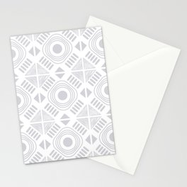 Ria Grey Stationery Cards