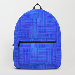 Interpretive Weaving (Nightfall) Backpack