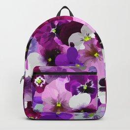 FLORAL GARDEN 9 Backpack