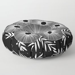 Round And Round Floor Pillow