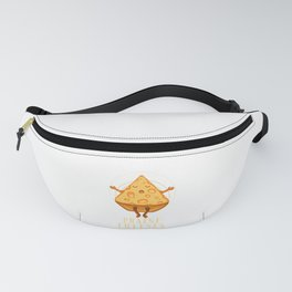 Praise Cheeses - Funny Jesus Christian Cheese Gift Fanny Pack