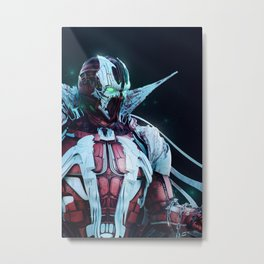 Spawn Vertical2 Metal Print