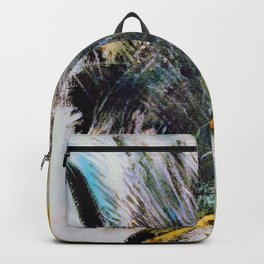 Woarrr - Paint splash Backpack