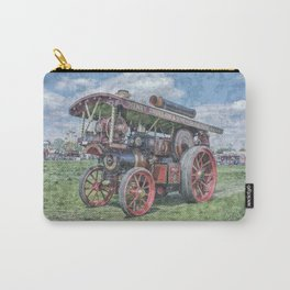 "Showmans Engine ""Lord Nelson"" Desatuated Carry-All Pouch"