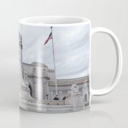 Amtrak terminal (train station) - Washington D.C Coffee Mug