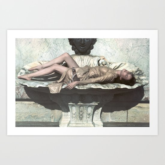 Alena II Art Print