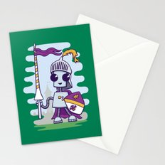 Ned the Knight Stationery Cards