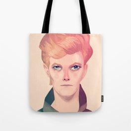 Star Man Tote Bag