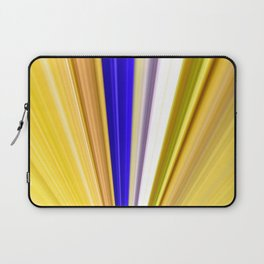 Streams Of Light And Color Laptop Sleeve