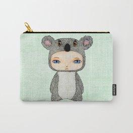 A Boy - Koala Carry-All Pouch