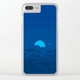 Moonburst V3 Clear iPhone Case