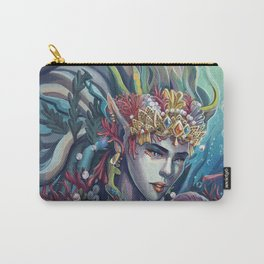 Merman - The Prince of the Sea Carry-All Pouch