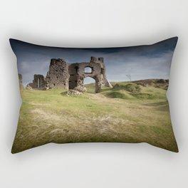 Pennard castle Rectangular Pillow