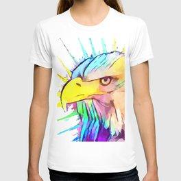 Bald Eagle 4 T-shirt