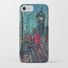 Impressionistic London  iPhone Case
