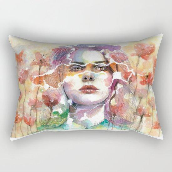 Summer's Yearnings Rectangular Pillow