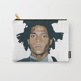 Jean-Michel Basquiat - Artist Series Carry-All Pouch