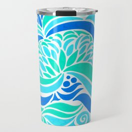 Makin Waves :: Color Therapy Collection :: Travel Mug
