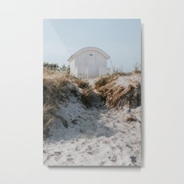 Salty Summer - Landscape and Nature Photography Metal Print