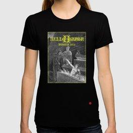 HelloHorror Issue 17 - Dante's Inferno T-shirt