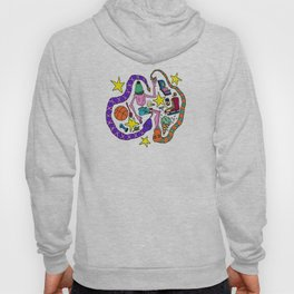 See What You Want Hoody