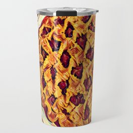 Coffee & Cherry Pie, Food For Thought Travel Mug