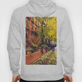 Autumn in Brooklyn Hoody