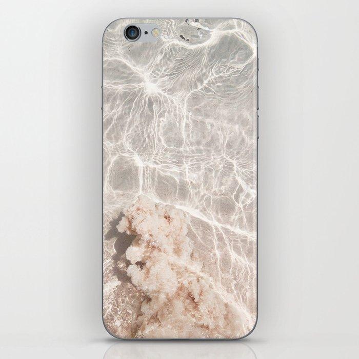Clearly Sea iPhone Skin