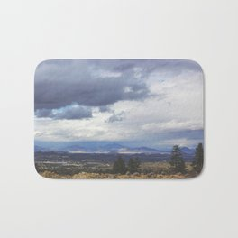 Horizon Lines Bath Mat