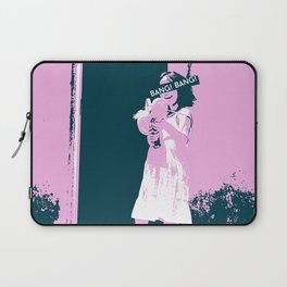 Bang! Bang! Laptop Sleeve