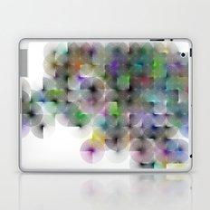 Written Circles #2 society6 custom generation Laptop & iPad Skin
