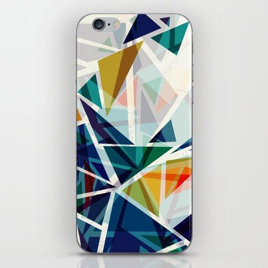 Cracked I iPhone & iPod Skin