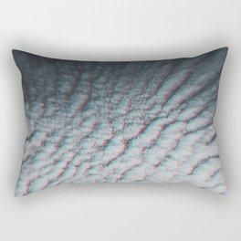 Clouds in Aspic Rectangular Pillow