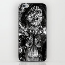 Billy from Hocus Pocus iPhone Skin