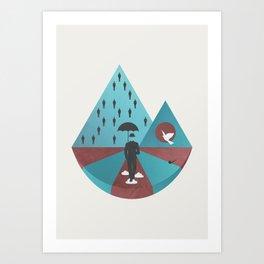 """""""Ceci n'est pas Magritte."""" Art Print"""