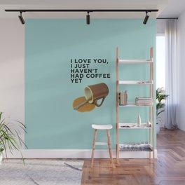 Coffee Lover Wall Mural