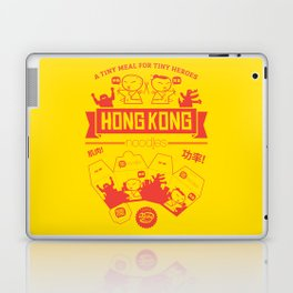 Hong Kong noodles Laptop & iPad Skin