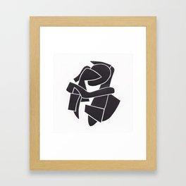 CONFESSIONAL Framed Art Print