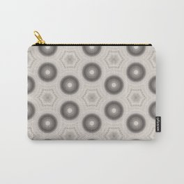 Fractal Cogs n Wheels in CMR01 Carry-All Pouch