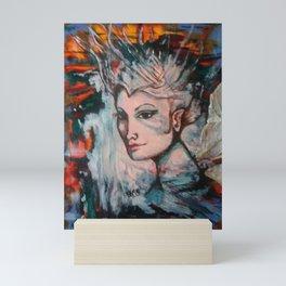 FAIRIE QUEEN Mini Art Print