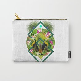 ▲ TROPICANA ▲ by KRIS TATE x BOHEMIAN BLAST Carry-All Pouch